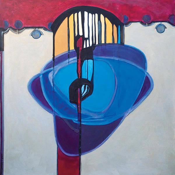 Painting - Sh'ma by Marlene Burns