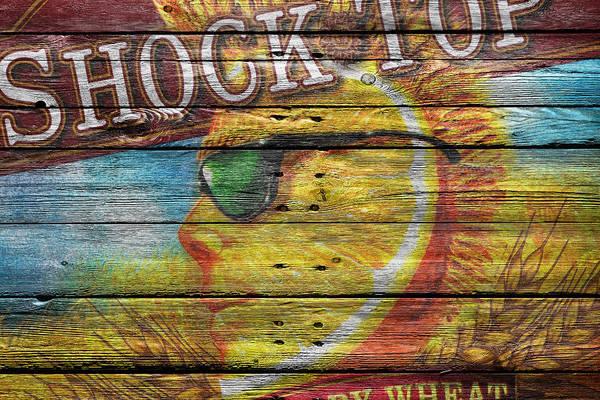 Shock Wall Art - Photograph - Shock Top by Joe Hamilton