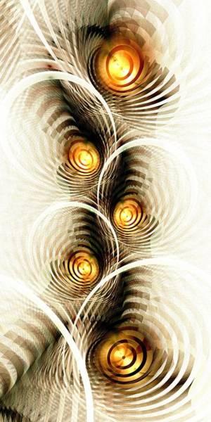 Digital Art - Shock Waves by Anastasiya Malakhova