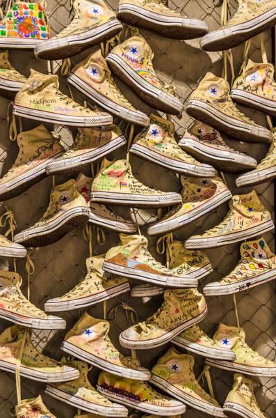 Photograph - Shoe Art by Sotiris Filippou