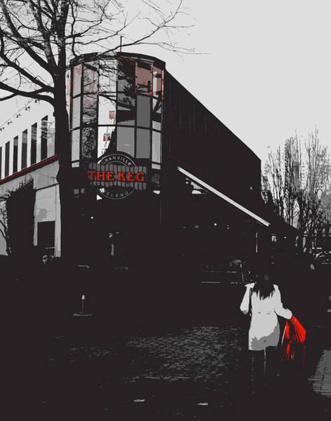 The Keg Photograph - Shopping Bag by Michael Klerck