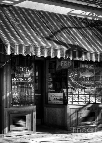Photograph - Shops Of Findlay Market 4  by Mel Steinhauer