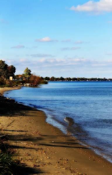 Photograph - Shore Line by Rebecca Frank