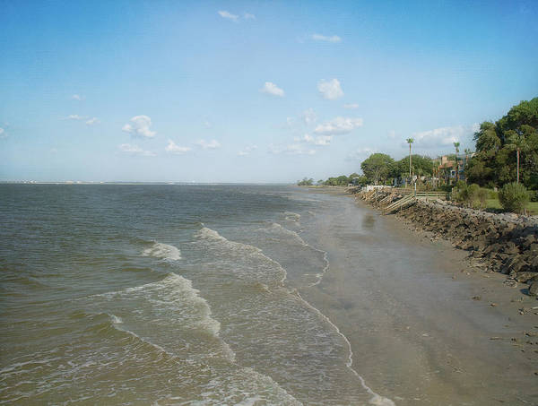 Photograph - Shoreline At St. Simons Island by Kim Hojnacki