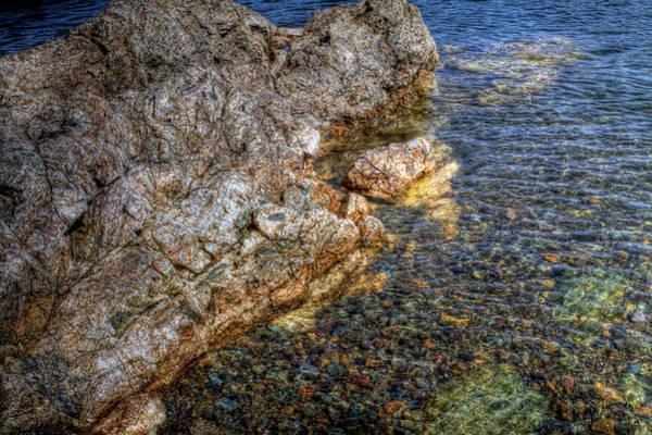 Photograph - Shoreline by Lee Santa