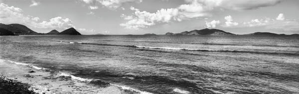 Jost Photograph - Shoreline North Side Coast And Jost Van by Panoramic Images