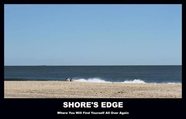Photograph - Shores Edge by Robert Banach