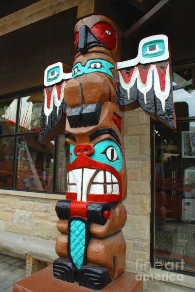 Photograph - Short Totem by Brenda Kean