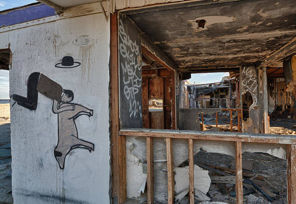 Photograph - Should We Remodel Graffiti  by Scott Campbell