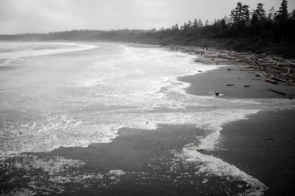 Photograph - Winter At Wickaninnish Beach by Roxy Hurtubise