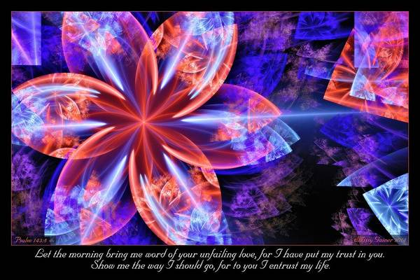 Digital Art - Show Me The Way by Missy Gainer