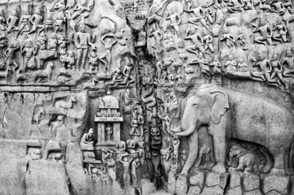 Photograph - Shrine To Vishnu by Ross G Strachan