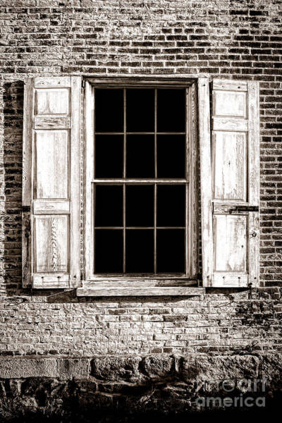 Photograph - Shutters by Olivier Le Queinec