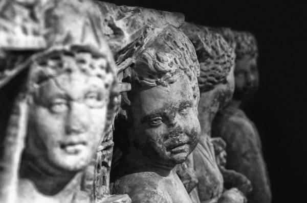 Artemis Photograph - Sidamara Sarcophagus by Zapista Zapista