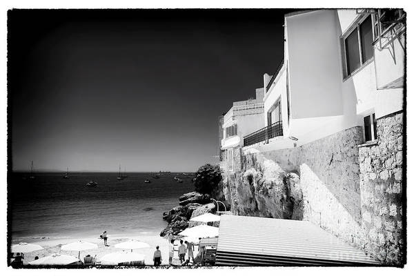 Photograph - Side View In Cascais by John Rizzuto