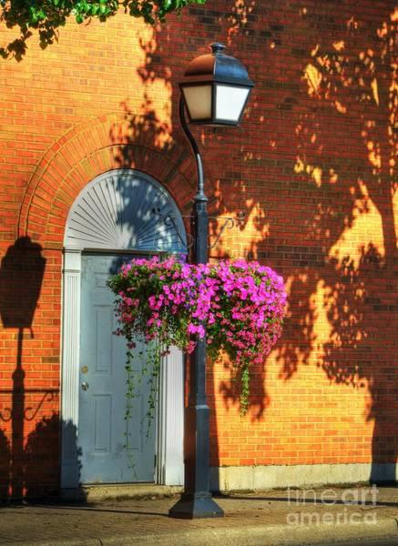 Photograph - Sidewalk Shadows by Mel Steinhauer