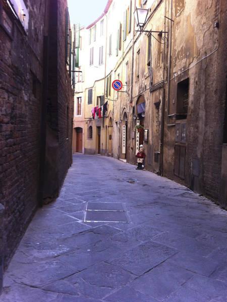 Photograph - Siena 1 by Karen Zuk Rosenblatt