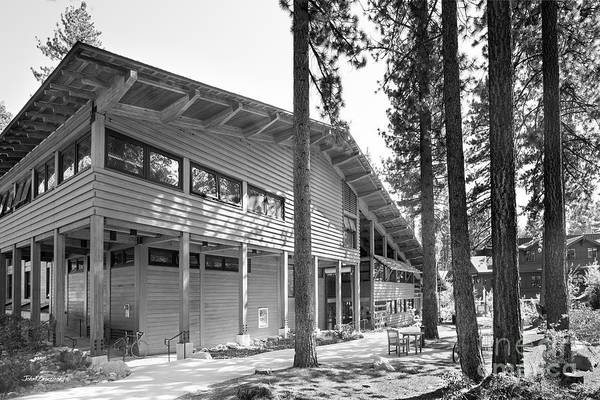 Photograph - Sierra Nevada College - Prim Library by University Icons