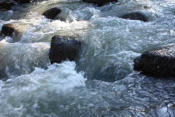 Photograph - Sierra Rapids by Daniel Schubarth