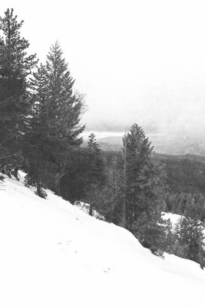 Photograph - Sierra Winter by Frank Wilson