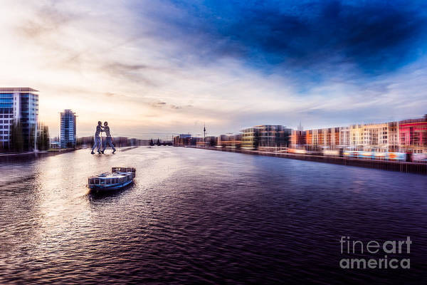 Photograph - Sightseeing At Sunset by Hannes Cmarits
