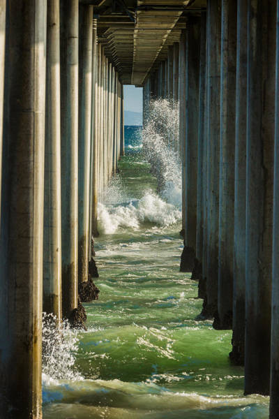Photograph - Sign Wave by Scott Campbell