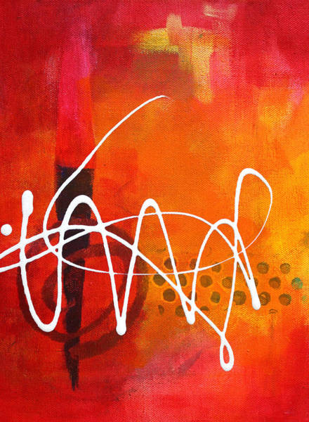 Signature Painting - Signature 2 by Nancy Merkle