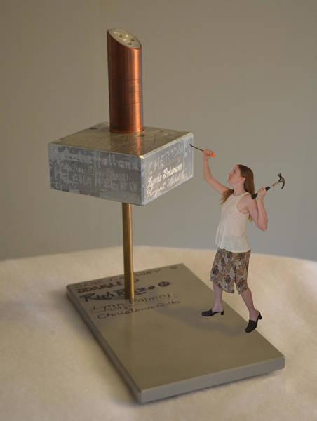 Digital Art - Signing The Tony Award by Nikki Marie Smith
