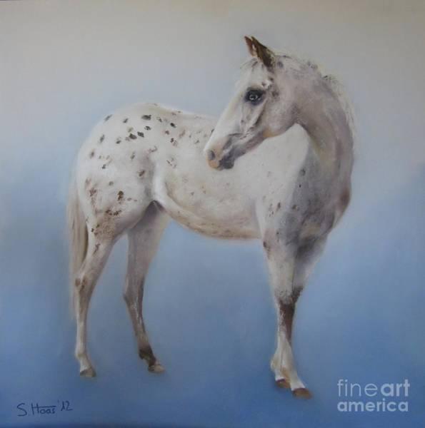 Wall Art - Painting - Silent by Sabina Haas