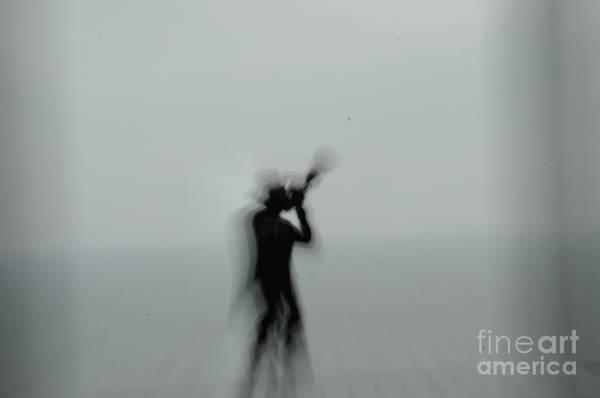 Photograph - Silent Trumpeter by Randy J Heath