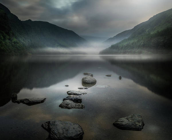 Wall Art - Photograph - Silent Valley by David Ahern