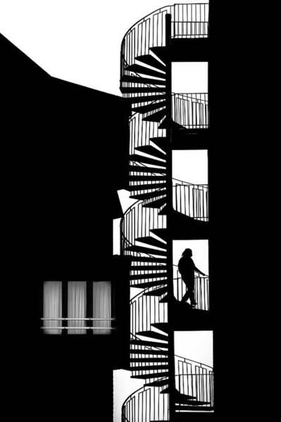 Silhouette Photograph - Silhouette by Massimo Della Latta