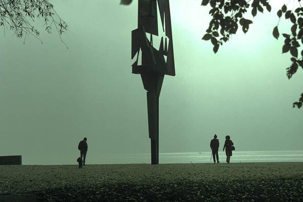 Photograph - Silhouettes II by Dragan Kudjerski