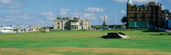 St Andrews Photograph - Silican Bridge Royal Golf Club St by Panoramic Images