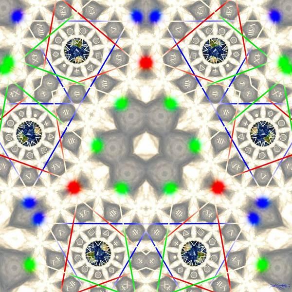 Digital Art - Silky Vortex Nine by Derek Gedney