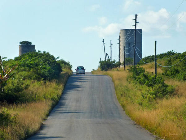 Photograph - Abandoned Silos Of Eleuthera 3 by Duane McCullough