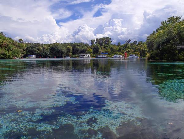 Photograph - Silver Glen Springs, Florida by Doug McPherson