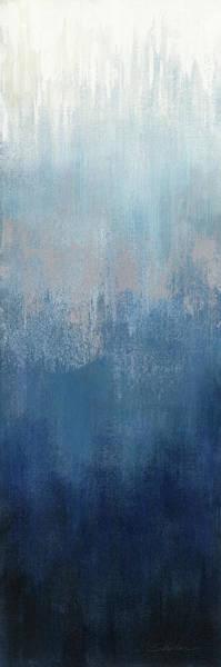 Wall Art - Painting - Silver Wave II by Silvia Vassileva