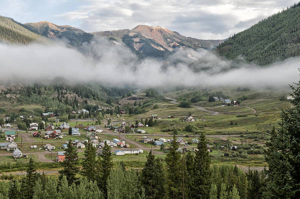 Photograph - Silverton Colorado II by Melany Sarafis