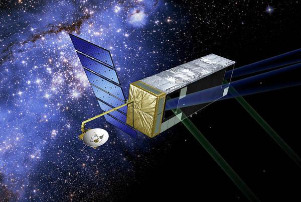 Jet Propulsion Laboratory Photograph - Sim Planetquest Telescope by Nasa/science Photo Library