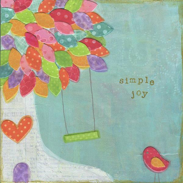 Wall Art - Painting - Simple Joy by Alli Rogosich