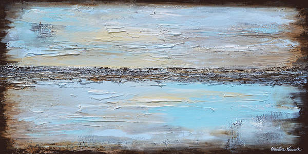 Wall Art - Painting - Simplicity by Christine Bell