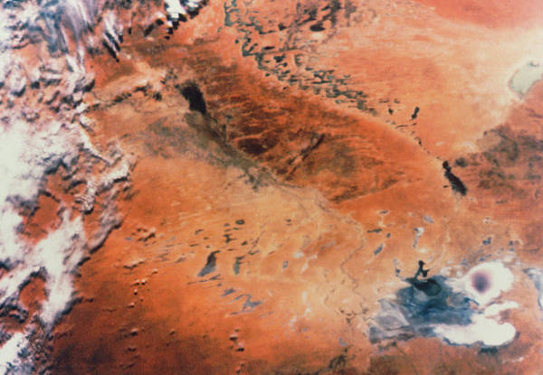 Imagery Photograph - Simpson Desert by Nasa/science Photo Library