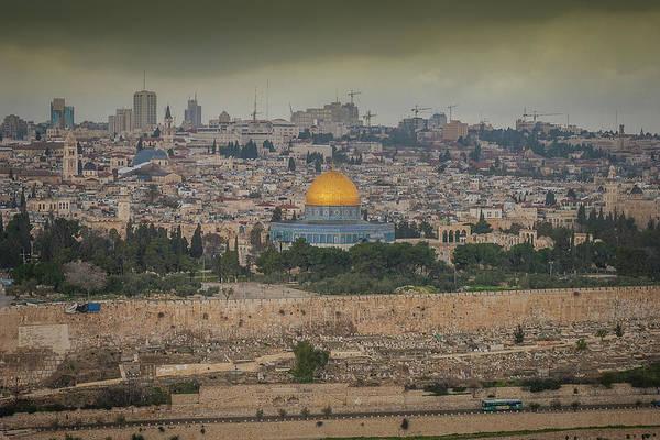 Jerusalem Photograph - Sin City by Michal Sleczek