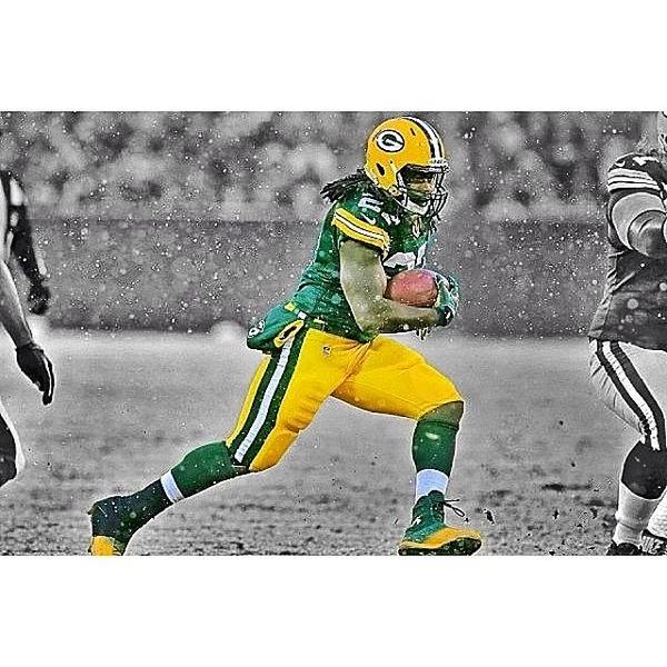Wall Art - Photograph - Since Eddie Lacy Is Such A Tank I by Ramiro Rosas