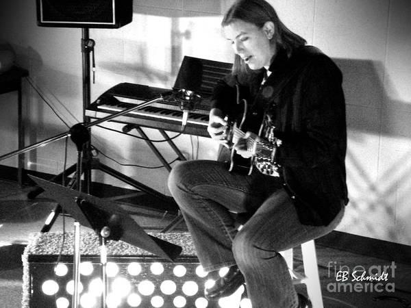 Photograph - Sing His Praise Interview by E B Schmidt