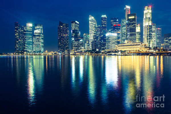 Photograph - Singapore Glory by Didier Marti