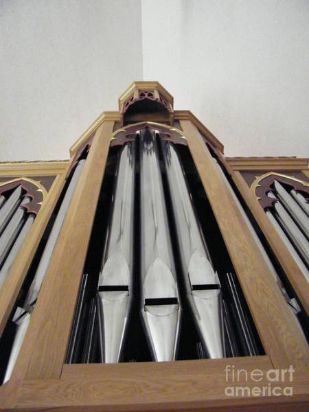 Photograph - Singing Pipes by Ronda Douglas