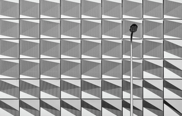 Lamp Post Photograph - Single by Greetje Van Son