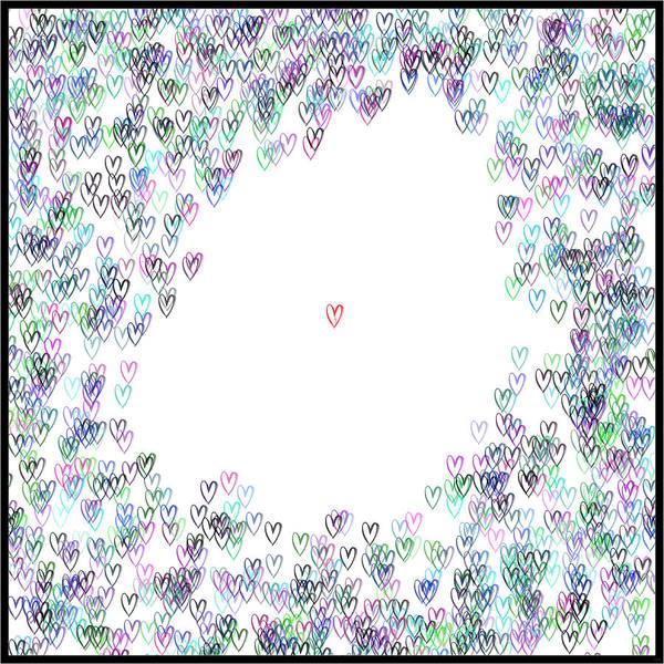 Heartbroken Digital Art - Single IIi ... by Tim Fillingim